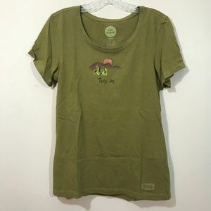 Life is Good size Small -Final Sale 3 for $25